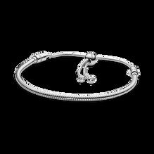 Pandora Moments Slider Snake Chain Bracelet