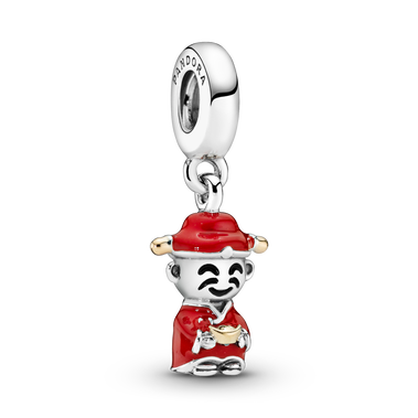 Chinese God of Wealth Dangle Charm