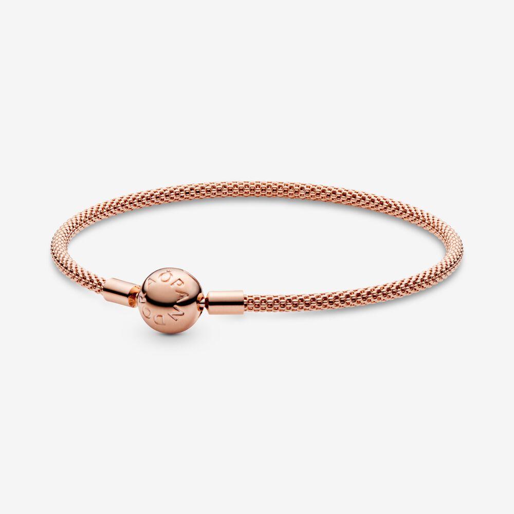 bracelet pandora rose gold