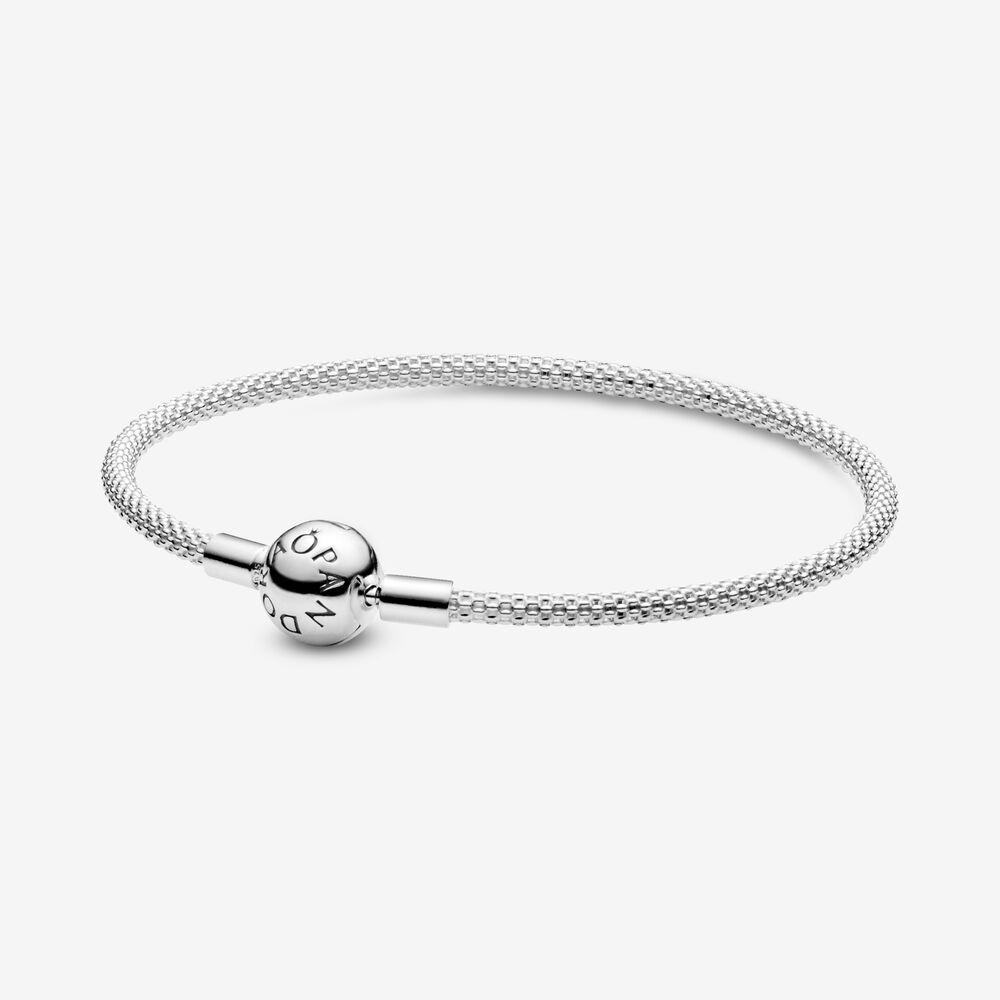 Pandora Moments Mesh Bracelet | Pandora SG
