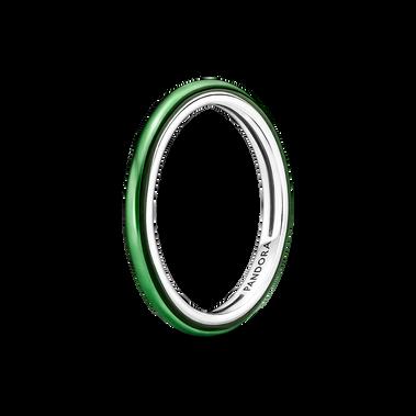 Pandora ME Laser Green Ring