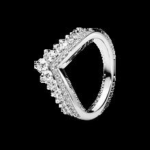 Princess Wishbone Ring