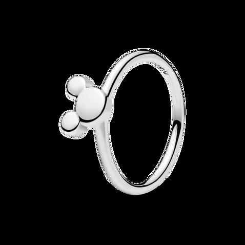 Disney Mickey Silhouette Ring