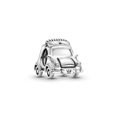 Electric Car Charm