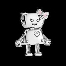 Bella Bot Charm