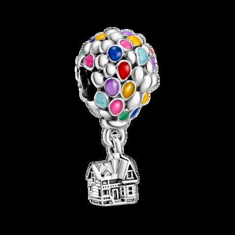 DisneyPixarUp House & Balloons Charm
