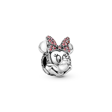 Disney Shimmering Minnie Portrait Clip
