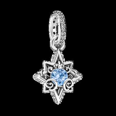 Disney Cinderella Blue Star Pendant