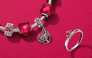 PANDORA 2018 Valentines Collection