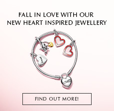 PANDORA YOU ARE LOVED COLLECTION