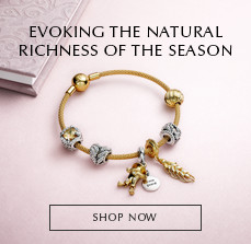 PANDORA Grains of Life Collection. SHOP NOW!
