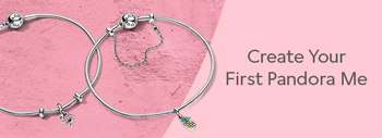 Limited offer. Build your Pandora Me Bracelet Set