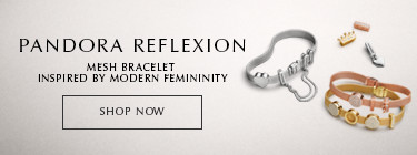 PANDORA Reflexion Autumn Collection 2018. SHOP NOW